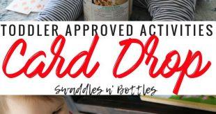 Indoor Toddler Activities for 12-18 Months