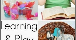 Learning Activities for Babies and Toddlers Age 0-2