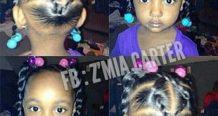 Image result for pictures african american toddler girl hairstyles