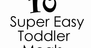 Toddlers can be so picky... One day they love a certain food and then the next d...